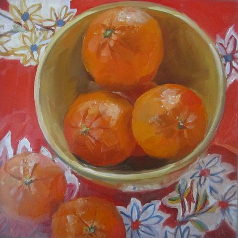 still life, fruit, oil painting, oil cloth