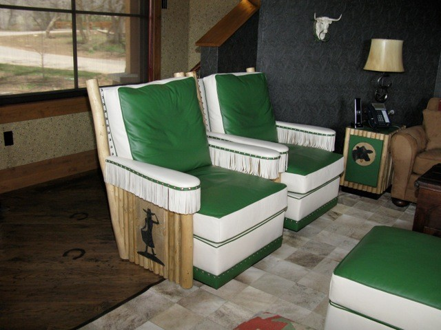 Custom Lounge Chairs