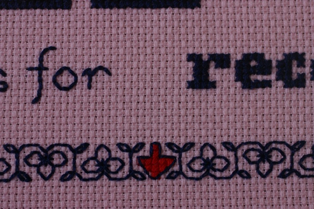 detail, R is for