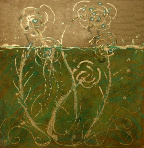 Water Flowers #2