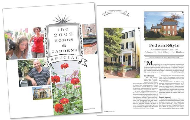 Home & Garden Special 2009