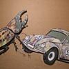 Untitled 12 (beetle vs. beetle)