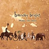 "Cover art for Barnaby Bright's ""Wake the Hero"" album"