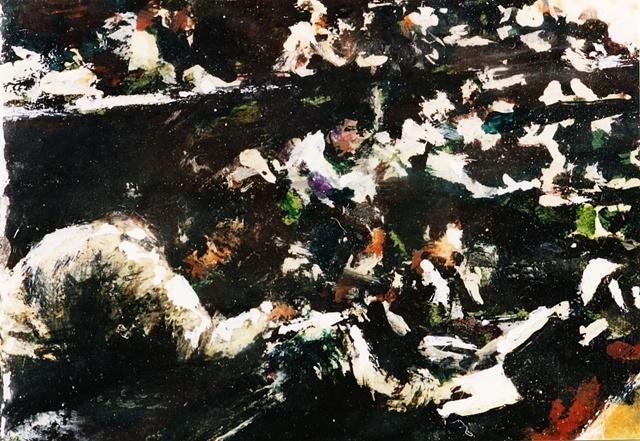 Chalk Noise - detail