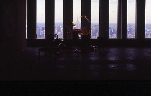Studio World Trade Center, 91st floor