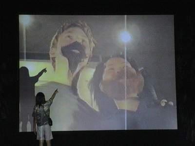 Beard Project Video Installation Bangkok, Thailand