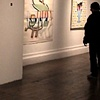 "Installation - ""Rush the Court"" Ronald Feldman Gallery ""American Dream"""