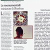 "Arte Magazine ""Le monumentali, miniature di Sheehan"" May 2004"