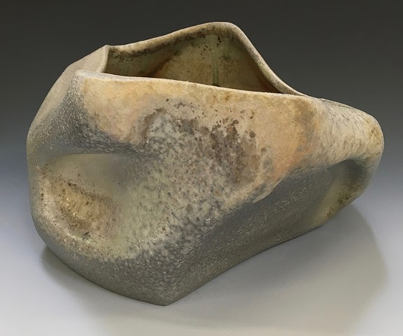 Porcelain Serving / Flower Bowl View 4