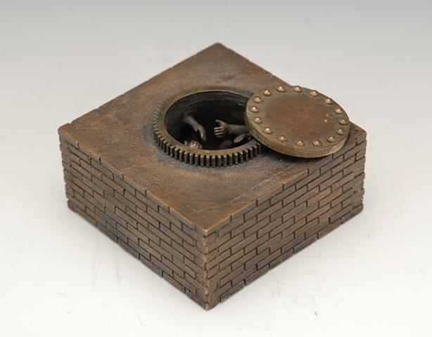 Hatch Box w/ Drain