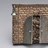 Cast Bronze Belt Buckle