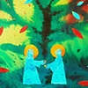Jesus & Buddha Exchange Numbers (sold)