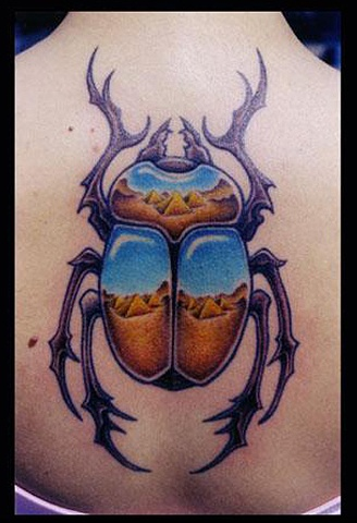 studio tattoo beetle e...