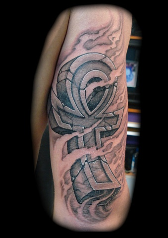 ankh crucial tattoo studio custom tattoos salisbury maryland