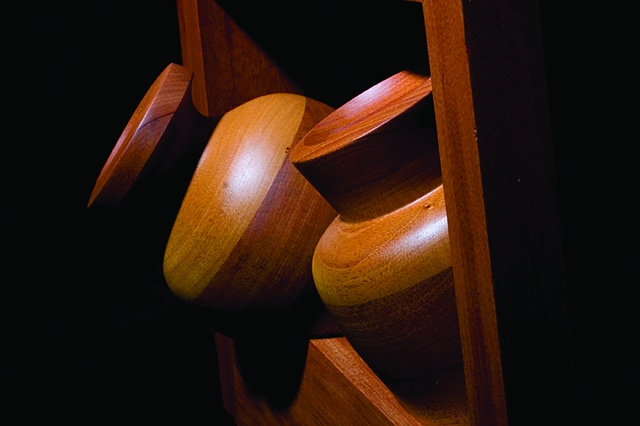 Vessels & Chair (detail 2)