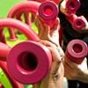 Sound Tubes: hands