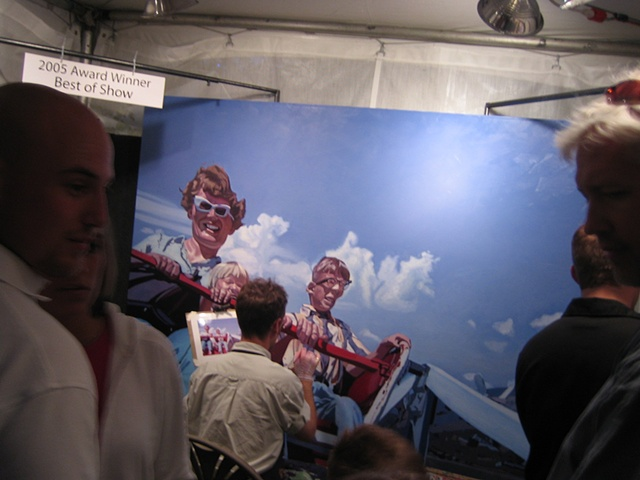 Invited Artist, Utah Arts Festival