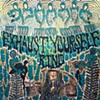 Exhaust Yourself LP sleeve
