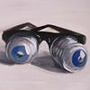 Googly Eye Glasses Original Oil Painting by Linda Boucher