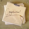 Congratulations Greetings Card for Paperlink