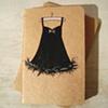 Black Magic Moleskine Notebook by Linda Boucher