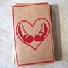 Love Shoes  Moleskine Notebook  by Linda Boucher