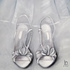 Wedding Shoes with Sparkles