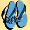 Flip Flops by Linda Boucher