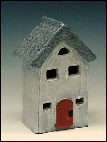 Little House by Barbara Brown