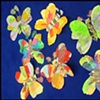 Kindergarten Decoupage Butterflies