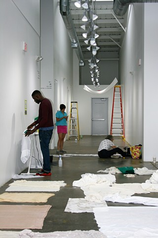 Process (during installation)