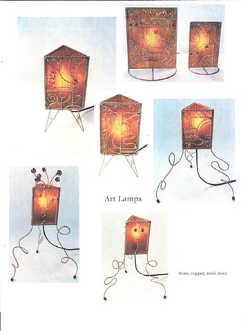 Lamps, lighting