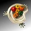 Three Tier Fruit Bowl