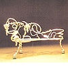 Miniature Chaise Lounges