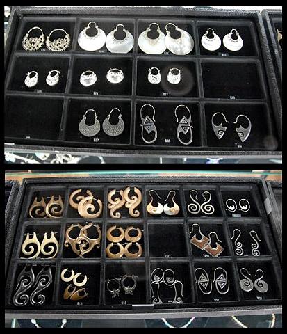 Custom Ear Jewelry