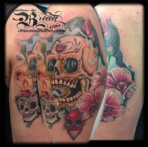 brian klingensmith best tattoos crucial tattoo studio salisbury maryland ocean city maryland delaware