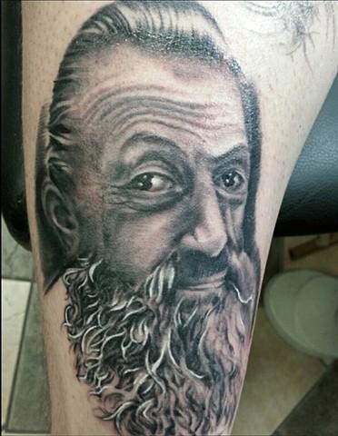 crucial tattoo studio best tattoos salisbury maryland tattoos Cyrus High tattoo artist delaware ocean city custom tattooer