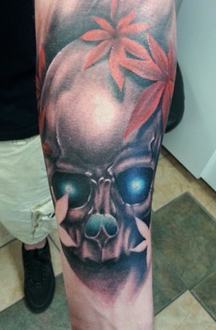 crucial tattoo studio best tattoos salisbury maryland tattoos Cyrus High tattoo artist delaware ocean city custom tattooer