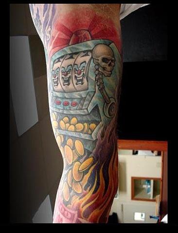 tattoo cash casino slots skull tattoo salisbury maryland