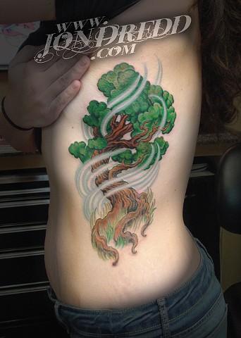 tree crucial tattoo studio salisbury maryland delaware jon dredd kellogg tattoos