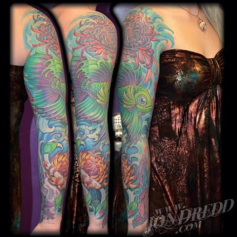 crucial tattoo studio salisbury maryland tattoos jonathan kellogg jon dredd tattoo delaware ocean city