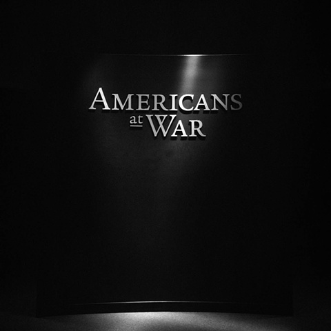 Untitled (Americans At War - Smithsonian Museum of American History)