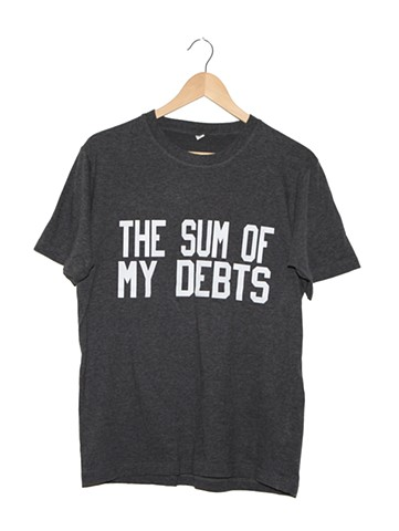 Terms and Conditions, The Sum of My Debts, Kenneth Pietrobono