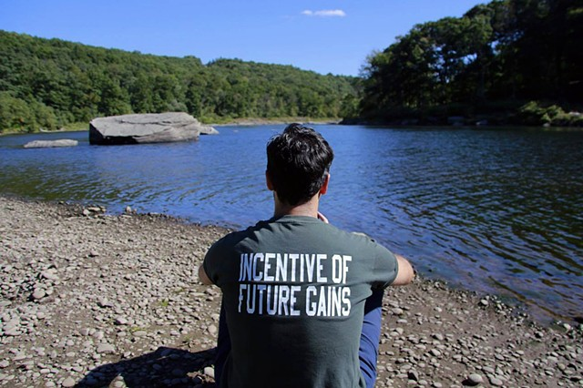 Terms and Conditions (On Wanting), Incentive of Future Gains, Kenneth Pietrobono