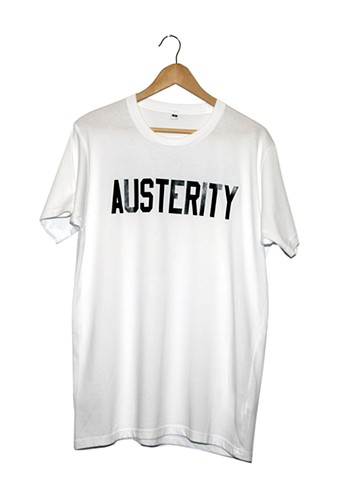 Terms and Conditions (On Wanting), Austerity, Kenneth Pietrobono