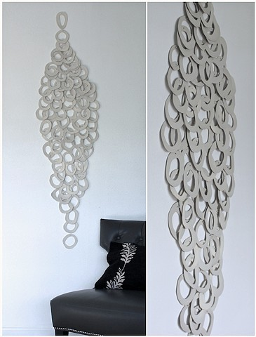 CERAMIC FINE ART AND INSTALLATION DESIGN Scientific Artist Katherine Dube