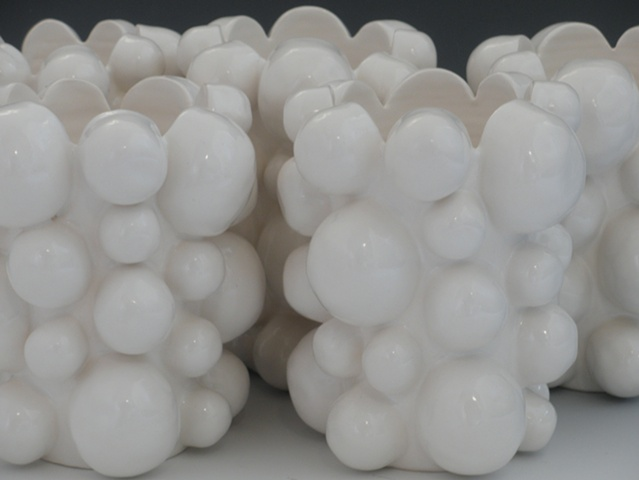 Aggregation Vases (detail 3)