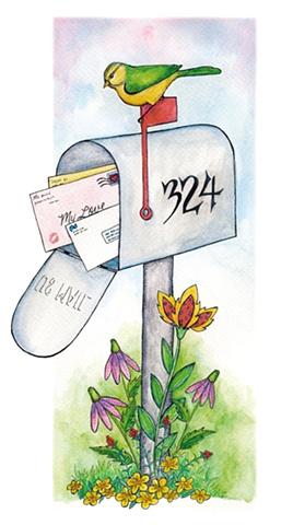 The Little Postman