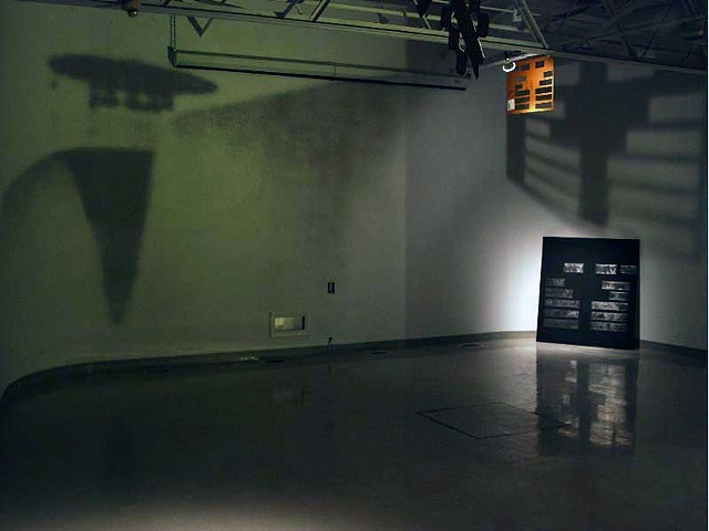 The Wall - Installation View