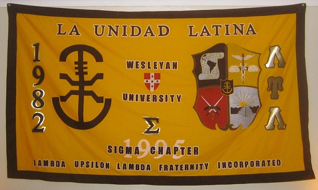 LUL Sigma Chapter Banner